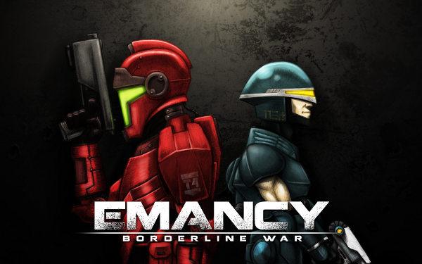 Emancy: Borderline War v1.5.1 [Mod Money] Immagini